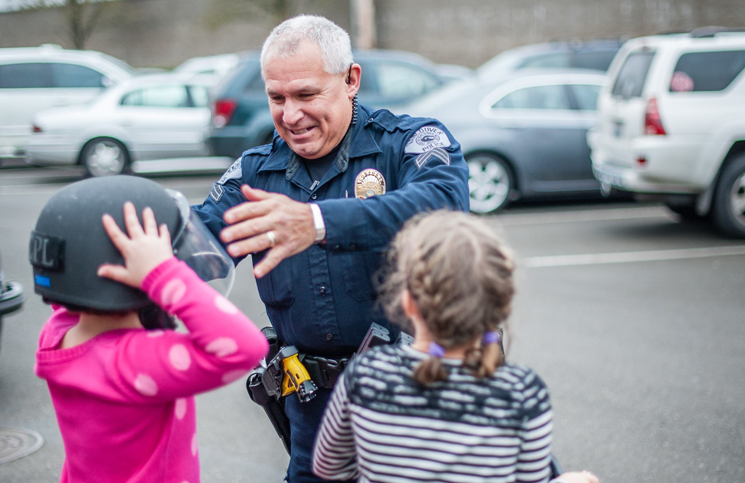 Police Activities League: Connecting kids, cops and community