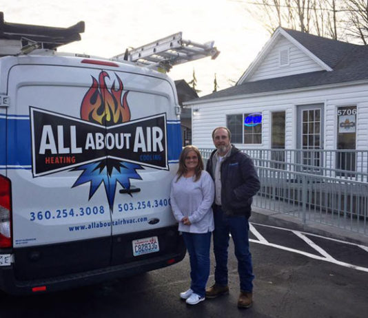 All About Air Ann and Lenny